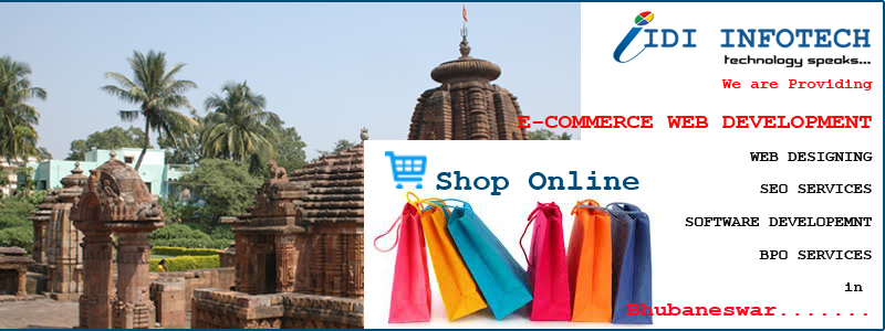 E-Commerce Web Development in Bhubaneswar