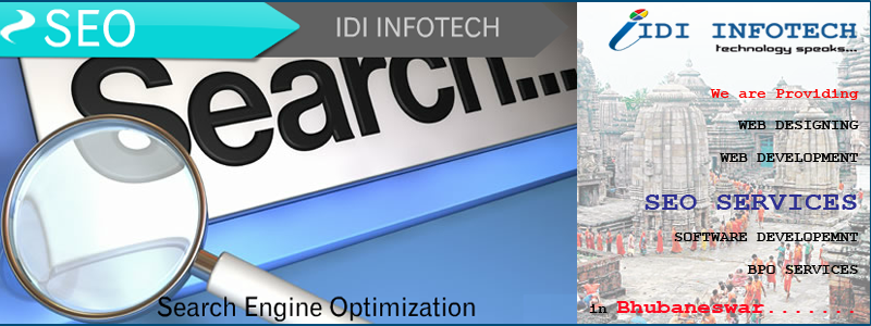 SEO Bhubaneswar, SEO Company Bhubaneswar, Search Engine Optimization Services in Bhubaneswar - IDI INFOTECH