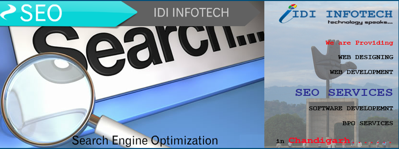 SEO Chandigarh, SEO Company Chandigarh, Search Engine Optimization Services in Chandigarh - IDI INFOTECH