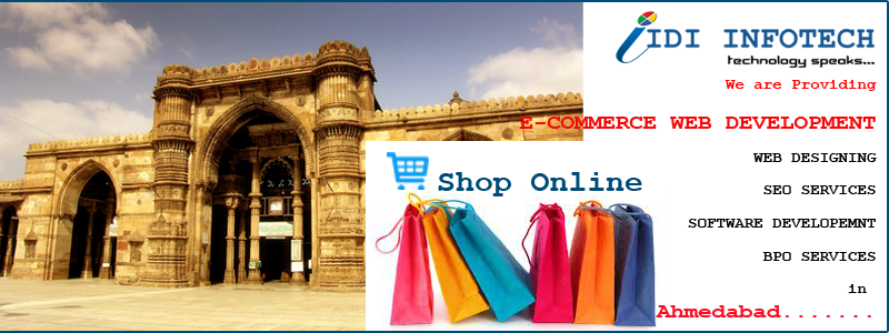 E-Commerce Web Development in Ahmedabad