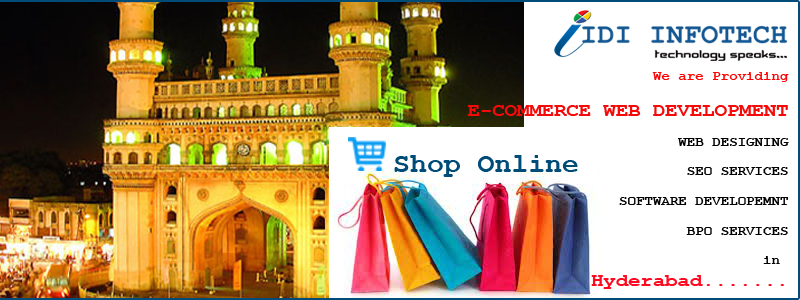 E-Commerce Web Development in Hyderabad