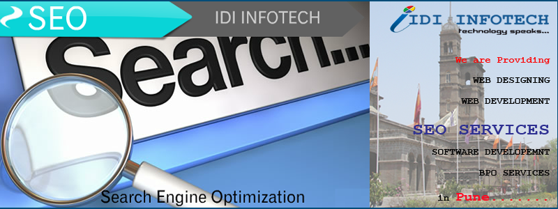 SEO Pune, SEO Company Pune, Search Engine Optimization Services in Pune - IDI INFOTECH